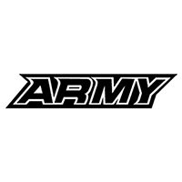 Army Die Cut Vinyl Decal PV1847