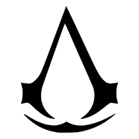Assassins Creed Die Cut Vinyl Decal PV602