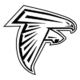 Atlanta Falcons NFL Die Cut Vinyl Decal PV620