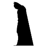 Batman Die Cut Vinyl Decal PV607