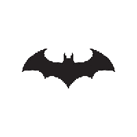 Batman Die Cut Vinyl Decal PV966