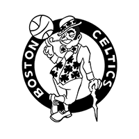 Boston Celtics NBA Die Cut Vinyl Decal PV234
