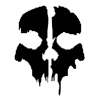 Call of Duty Ghosts Die Cut Vinyl Decal PV455