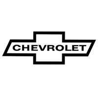 Chevy Die Cut Vinyl Decal PV1428