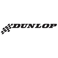 Dunlop Die Cut Vinyl Decal PV308