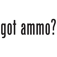 Got Ammo Die Cut Vinyl Decal PV256