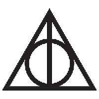 Harry Potter Die Cut Vinyl Decal PV534