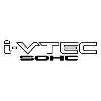 I Vtec Die Cut Vinyl Decal PV594