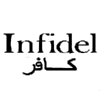 Infidel Die Cut Vinyl Decal PV558