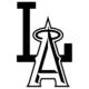 MLB Los Angeles Angels Die Cut Vinyl Decal PV1082