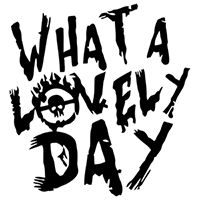 Mad Max Fury Road What a Lovely Day Die Cut Vinyl Decal PV1994