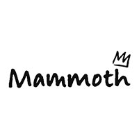 Mammoth Die Cut Vinyl Decal PV2302