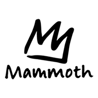 Mammoth Die Cut Vinyl Decal PV2304