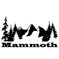 Mammoth Die Cut Vinyl Decal PV2400