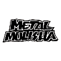 Metal Mulisha Die Cut Vinyl Decal PV1177