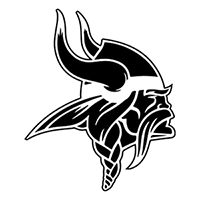 Minnesota Vikings NFL Die Cut Vinyl Decal PV613