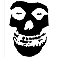 Misfits Die Cut Vinyl Decal PV441
