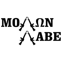 Molon Labe Rifles Die Cut Vinyl Decal PV2149