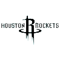 NBA Houston Rockets Die Cut Vinyl Decal PV808