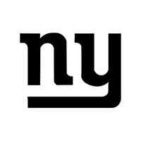 NFL New York Gaints Die Cut Vinyl Decal PV635