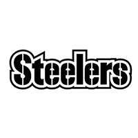 NFL Steelers Die Cut Vinyl Decal PV1853