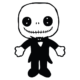 Nightmare Before Christmas Jack Doll Die Cut Vinyl Decal PV274