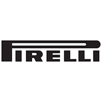 Pirelli Die Cut Vinyl Decal PV310