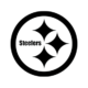 Pittsburgh Steelers NFL Die Cut Vinyl Decal PV637