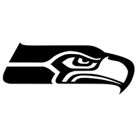 Seattle Seahawks NFL Die Cut Vinyl Decal PV618