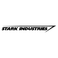 Stark Industries Die Cut Vinyl Decal PV695