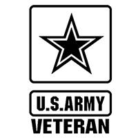 US ARMY Die Cut Vinyl Decal PV1344