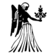Virgo Die Cut Vinyl Decal PV1195