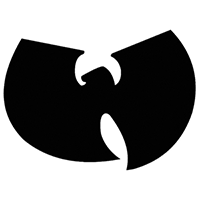 Wu Tang Car Truck Vinyl Decal PV423