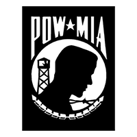 POW Die Cut Vinyl Decal PV157