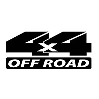 4x4 Off Road Die Cut Vinyl Decal pv3026