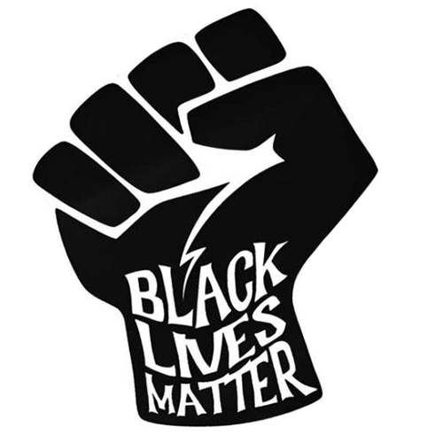 Black Lives Matter Die Cut Vinyl Decal pv3013