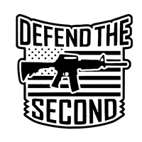 Defend The Second Die Cut Vinyl Decal pv3084