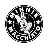 Minnie Macchiato Die Cut Vinyl Decal pv3033